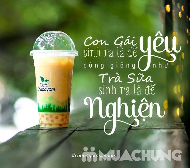 Voucher giảm giá Trà sữa Thái Lan Chapayom cực HOT - 47