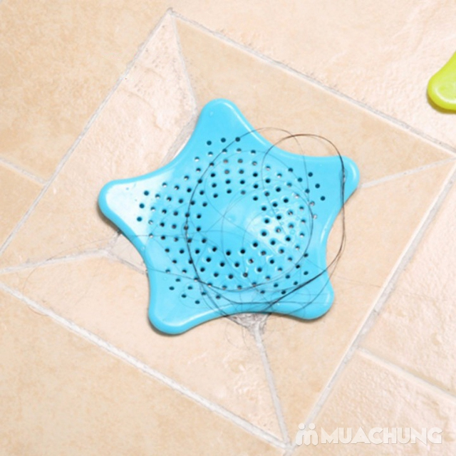 Combo 3 lưới chắn rác hình ngôi sao cho bồn rửa - 7
