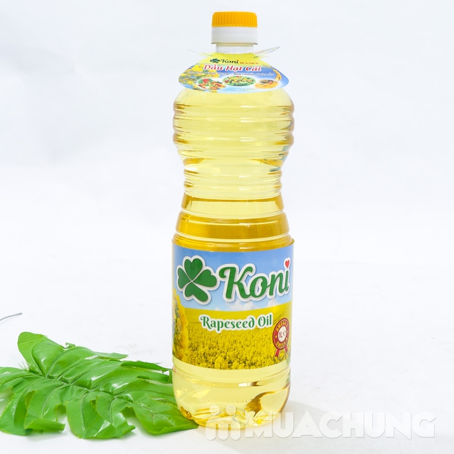 3 chai dầu hạt cải Koni nhập khẩu Ba Lan - 11