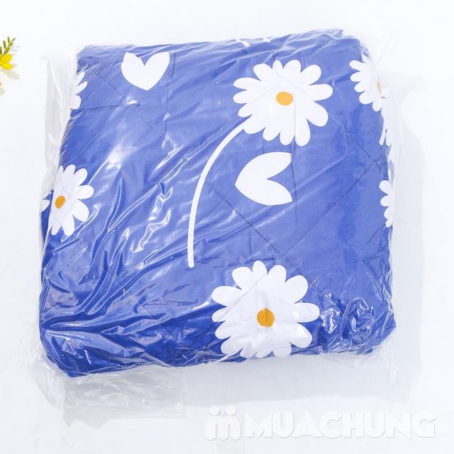 Chăn phao ấm áp 2 mặt in họa tiết - Hàng Việt Nam  - 7