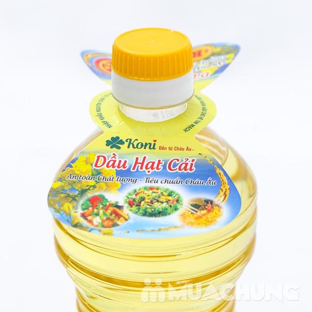 3 chai dầu hạt cải Koni nhập khẩu Ba Lan - 12