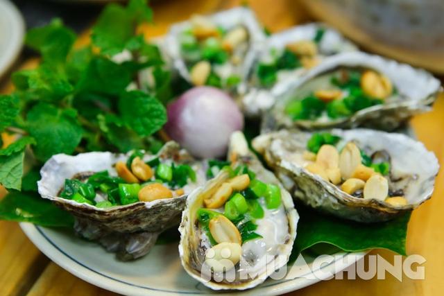 Lẩu ốc nấu xưa cùng nhiều món ăn kèm hấp dẫn dẫn  - 12