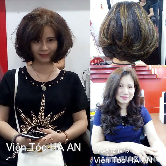 Làm tóc chất lượng nhất ưu đãi nhất, free giờ vàng Viện tóc Hà An - 3