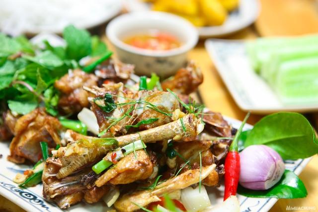 Lẩu riêu cua đồng nấu mộc & món ăn kèm đầy đặn 4N - 13
