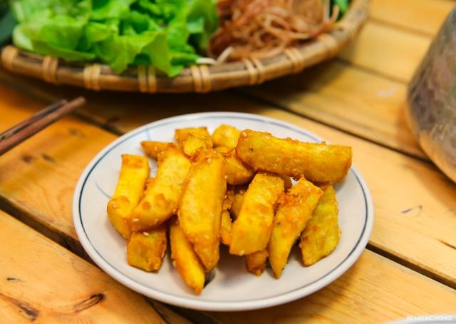 Lẩu riêu cua đồng nấu mộc & món ăn kèm đầy đặn 4N - 15