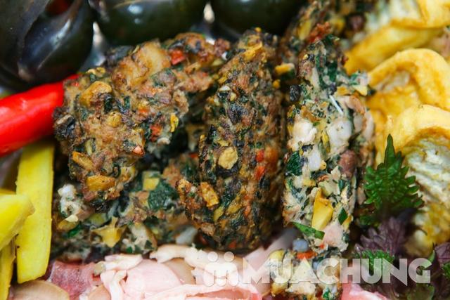 Lẩu ốc nấu xưa cùng nhiều món ăn kèm hấp dẫn dẫn  - 7