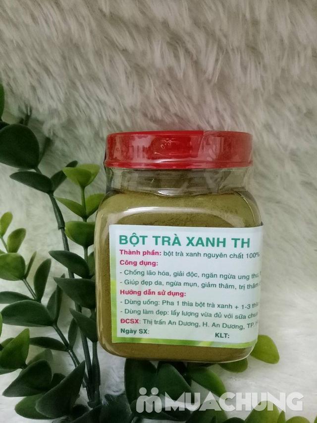2 hộp bột trà xanh TH (100g/1 hộp) - 4