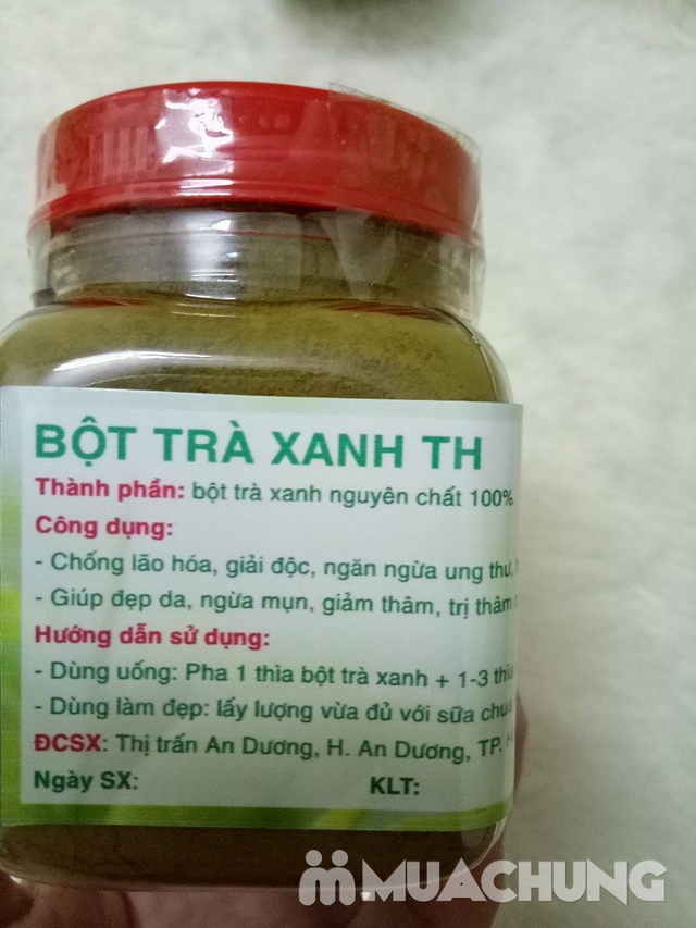 2 hộp bột trà xanh TH (100g/1 hộp) - 2