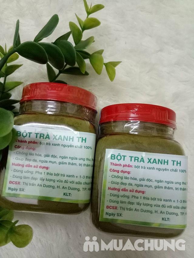 2 hộp bột trà xanh TH (100g/1 hộp) - 3