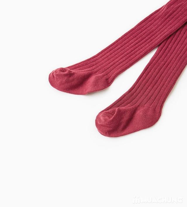 Combo 2 quần tất len tăm cho bé - 5