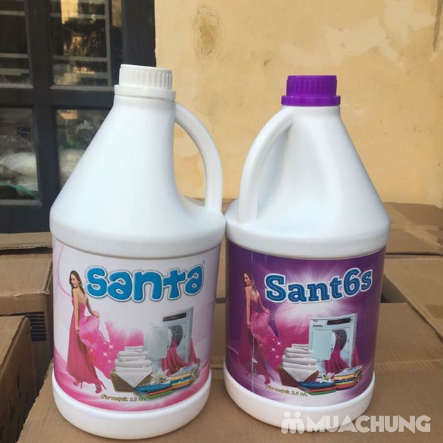Nước giặt Santa - Sanzy Thái Lan 3,6L - 2