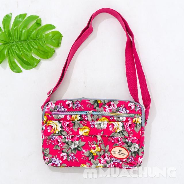 Túi hoa đeo chéo nhiều màu xinh xắn cho bạn gái - 18