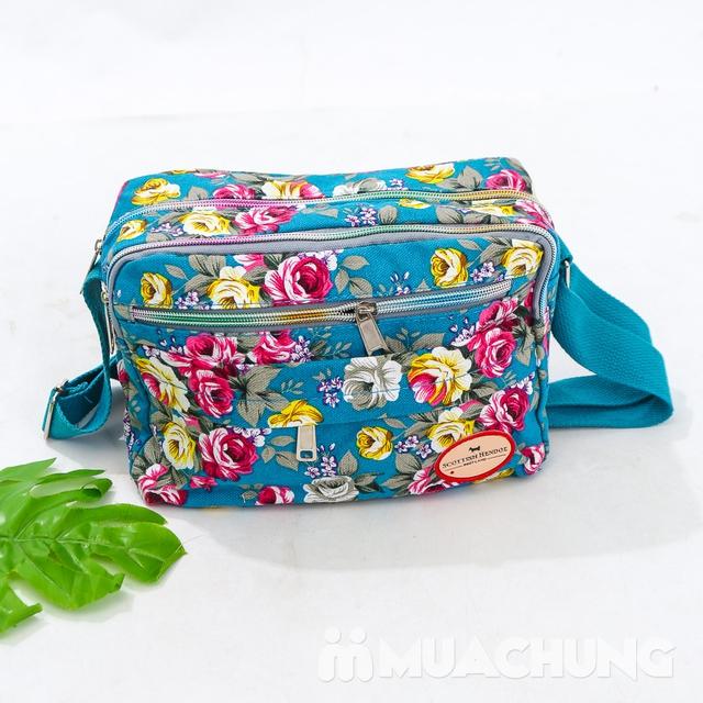 Túi hoa đeo chéo nhiều màu xinh xắn cho bạn gái - 10
