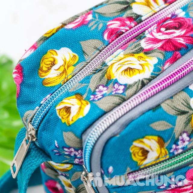 Túi hoa đeo chéo nhiều màu xinh xắn cho bạn gái - 13