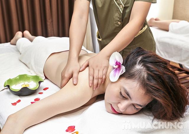 Massage body bùn cứu dưỡng sinh hoặc đá nóng 60' Minh Tuệ Spa - 6