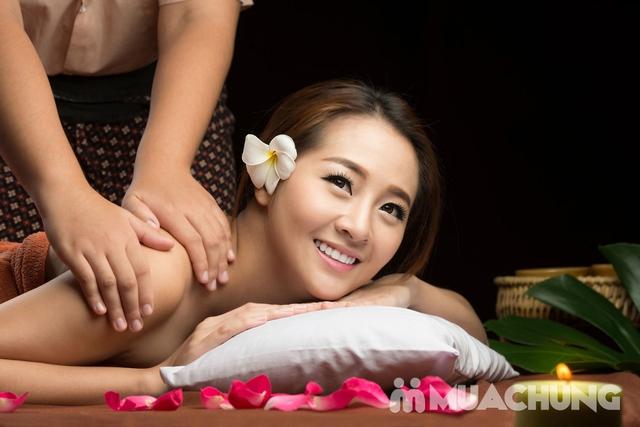 Massage body bùn cứu dưỡng sinh hoặc đá nóng 60' Minh Tuệ Spa - 5