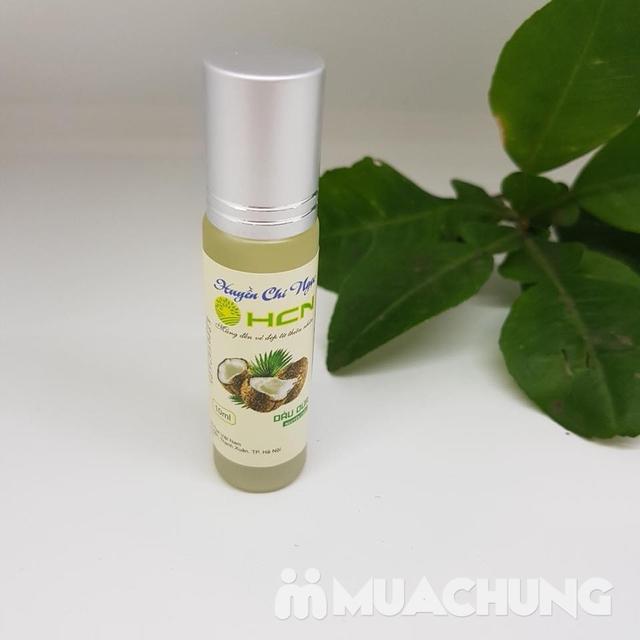 2 lọ lăn dầu dừa nguyên chất Huyền Chi Ngọc - 3