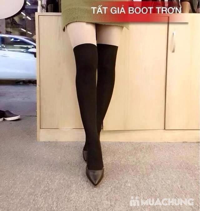Combo 2 quần tất giả boot - 6