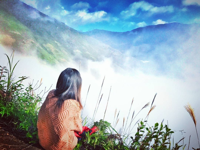 Khám phá Mộc Châu mùa hoa cải - Săn mây Tà Xùa  - 14