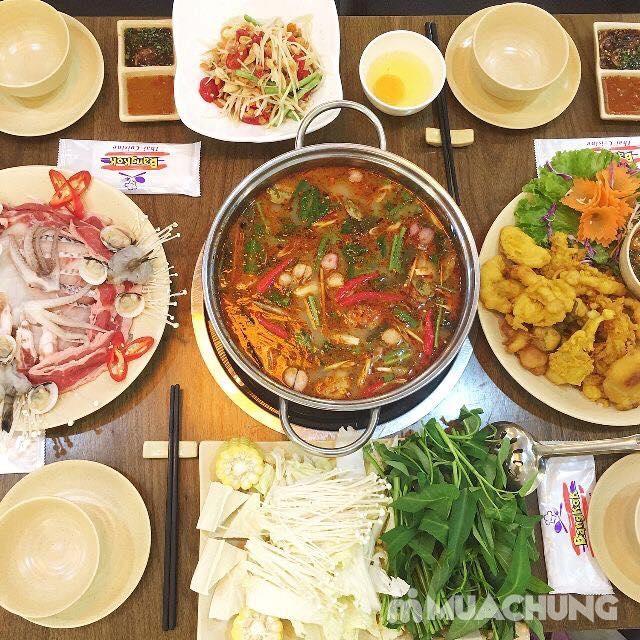 Set lẩu Thái chua cay tại NH Bangkok Thái Cuisine - 1
