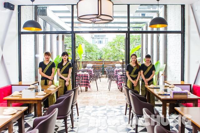 Set lẩu Thái chua cay tại NH Bangkok Thái Cuisine - 6
