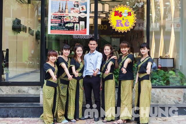 Set lẩu Thái chua cay tại NH Bangkok Thái Cuisine - 13