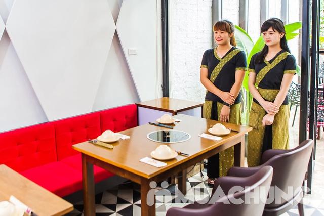 Set lẩu Thái chua cay tại NH Bangkok Thái Cuisine - 7