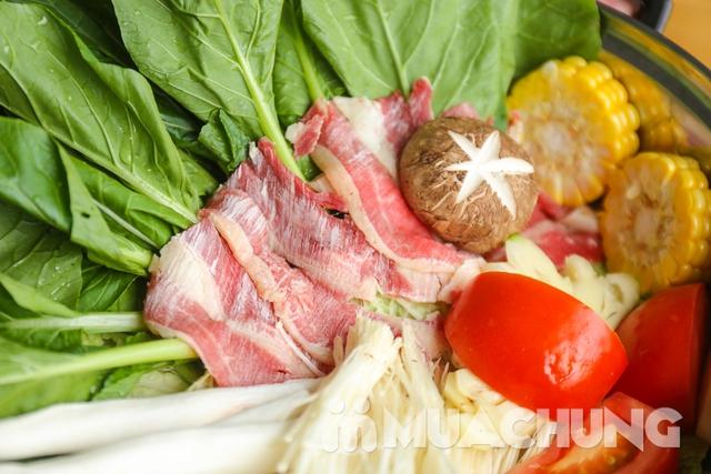 HOT - Buffet lẩu bò Úc ăn thả ga tại NH Năm Thành - 6