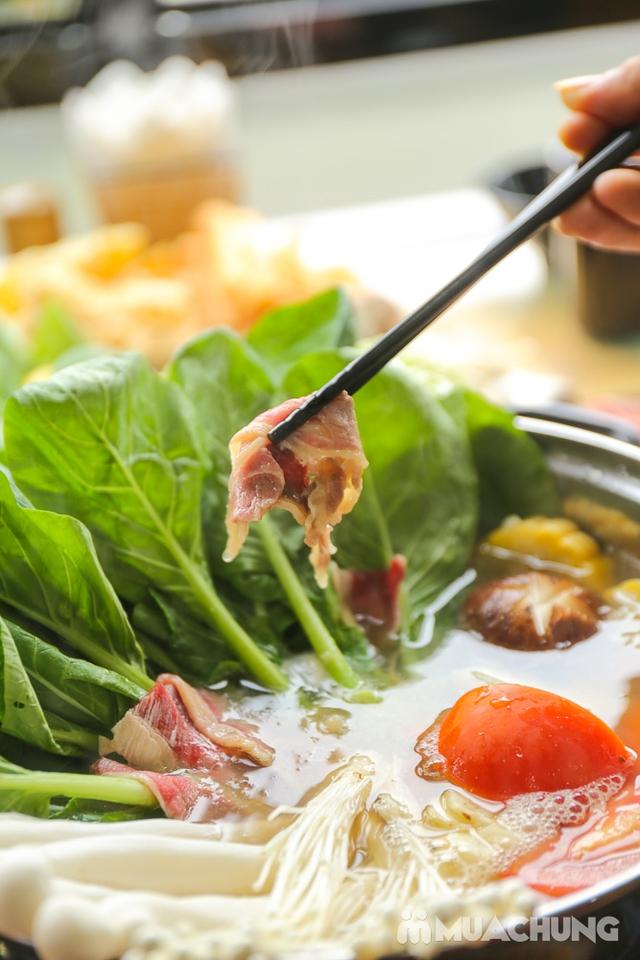 HOT - Buffet lẩu bò Úc ăn thả ga tại NH Năm Thành - 15