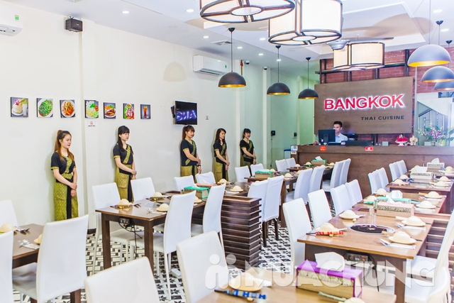 Set lẩu Thái chua cay tại NH Bangkok Thái Cuisine - 10