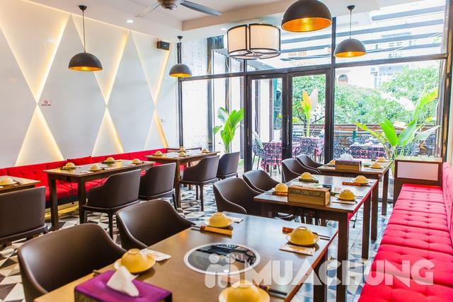 Set lẩu Thái chua cay tại NH Bangkok Thái Cuisine - 4