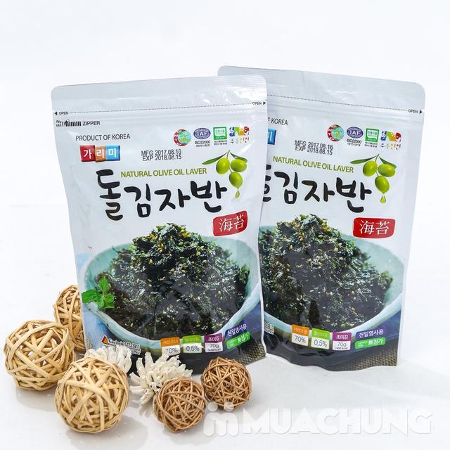 Combo 2 gói lá kim vụn ăn liền nhập khẩu Hàn Quốc - 6
