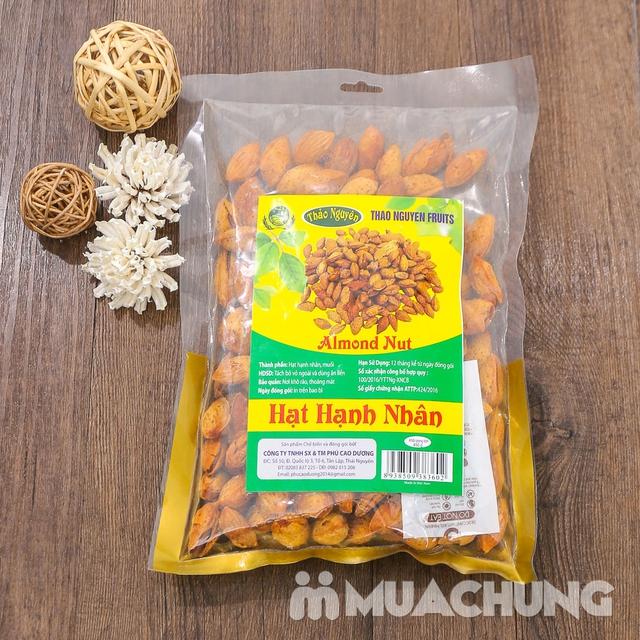 Gói 450g hạt hạnh nhân thơm, bùi Thảo Nguyên - 1