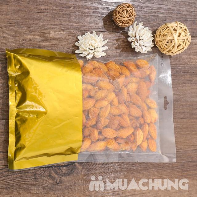 Gói 450g hạt hạnh nhân thơm, bùi Thảo Nguyên - 4