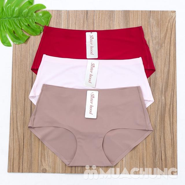 Combo 3 quần lót đúc Thái Lan thoáng mát, mềm mịn - 13