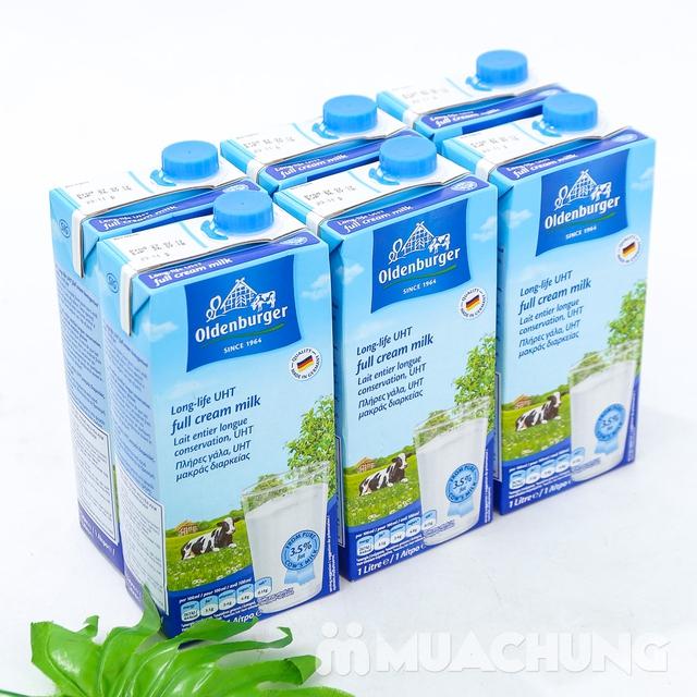6 hộp sữa Oldenberger full kem 3.5% 1L NK Đức - 7