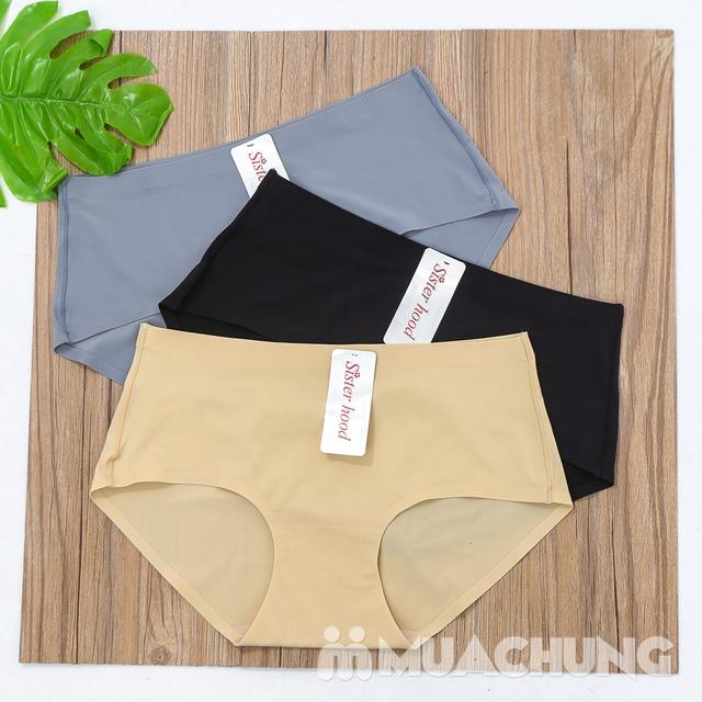 Combo 3 quần lót đúc Thái Lan thoáng mát, mềm mịn - 12