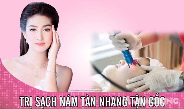 Trị sạch tận gốc nám, tàn nhang - Cam kết hiệu quả Sài Gòn Beauty & Spa - 5