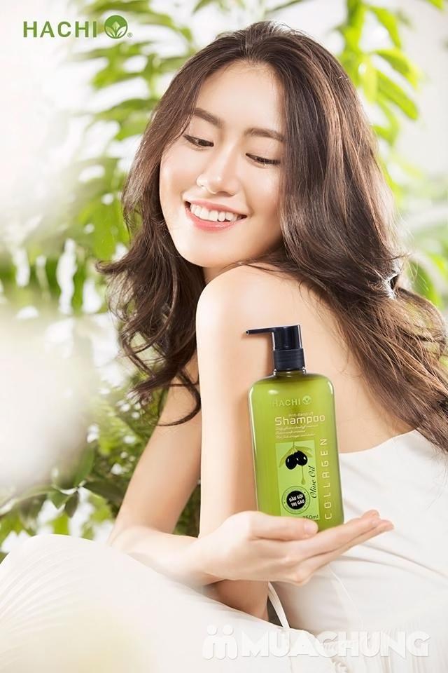 Cặp dầu gội & xả Hachi đặc trị cho các loại tóc  - 24