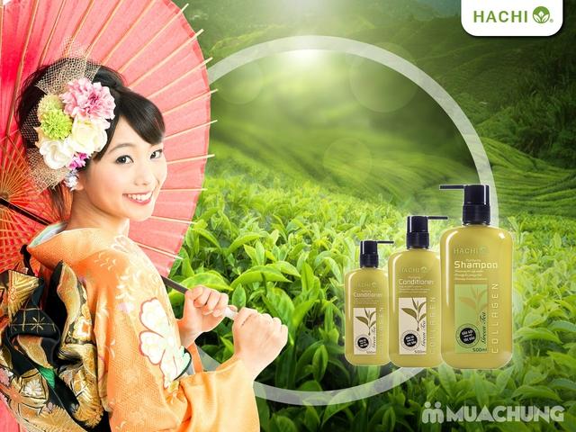 Cặp dầu gội & xả Hachi đặc trị cho các loại tóc  - 22