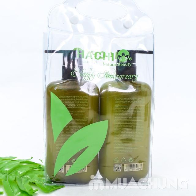 Cặp dầu gội & xả Hachi đặc trị cho các loại tóc  - 25