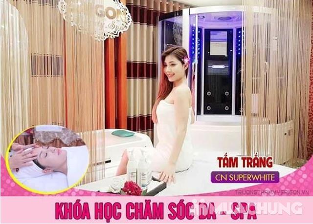 Học nghề thẩm mỹ cực HOT - Nghề vàng cho giới trẻ Sài Gòn Beauty & Spa - 7