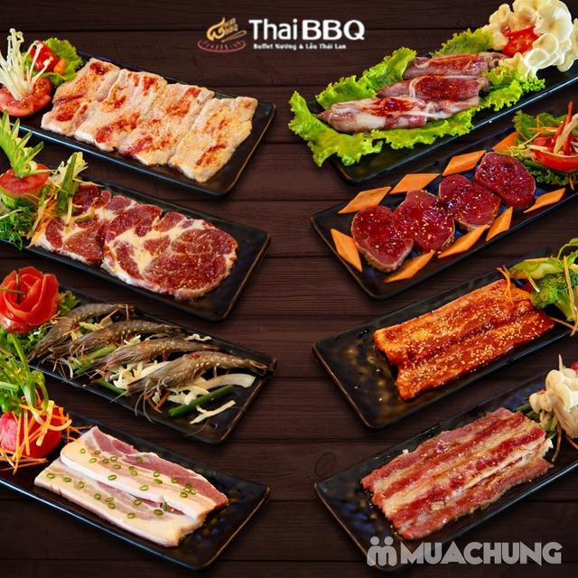 Buffet nướng lẩu Thái BBQ Phạm Ngọc Thạch menu VIP - 11
