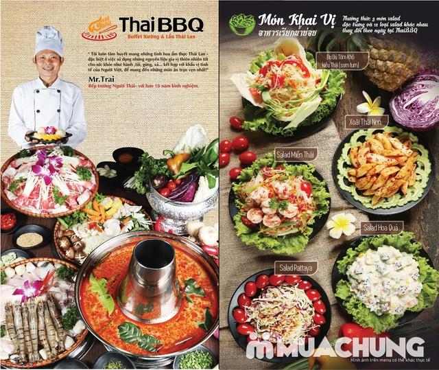 Buffet nướng lẩu Thái BBQ Lê Văn Lương menu VIP - 38