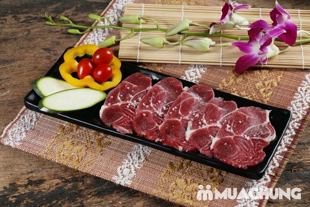 Buffet nướng lẩu Thái BBQ Lê Văn Lương menu VIP - 6