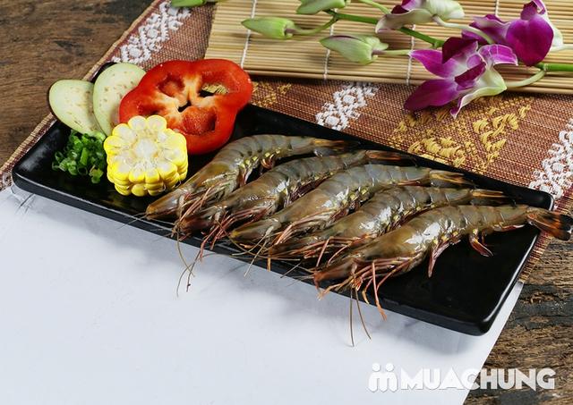 Buffet nướng lẩu Thái BBQ Lê Văn Lương menu VIP - 18