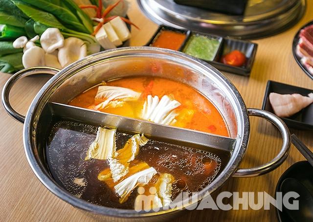 Buffet nướng lẩu Thái BBQ Lê Văn Lương menu VIP - 20