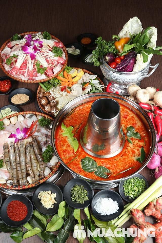 Buffet nướng lẩu Thái BBQ Lê Văn Lương menu VIP - 19