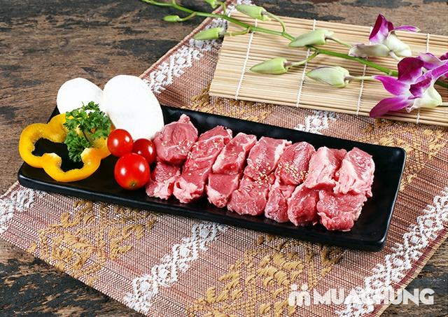 Buffet nướng lẩu Thái BBQ Lê Văn Lương menu VIP - 9
