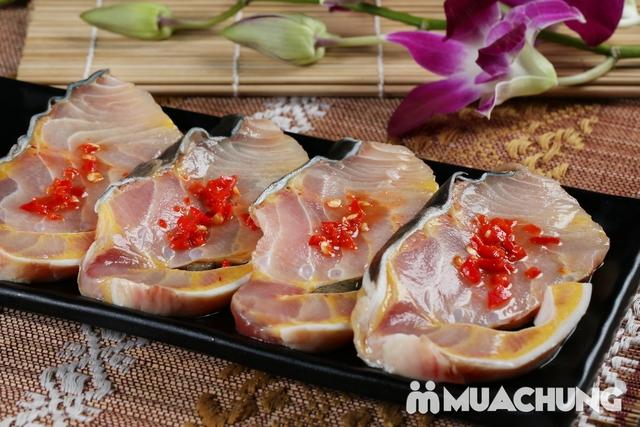 Buffet nướng lẩu Thái BBQ Lê Văn Lương menu VIP - 15